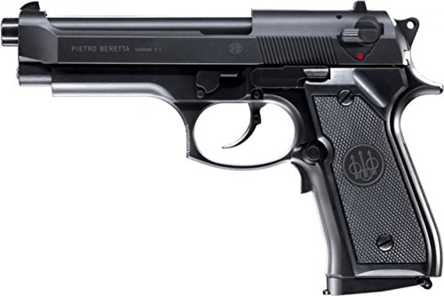 Beretta Softair 92 FS < 0.5 Joule, 2.5796, Schwarz - Airsoft-gewehr-pistole