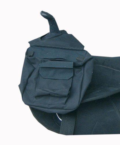 Hornpacktasche | Horn Packtasche | Satteltasche Westernsattel Vorderpacktasche Vordertasche