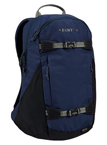 Burton day hiker, zaino unisex – adulto, mood indigo rip cordura, taglia unica