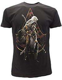 T-Shirt Camiseta BAYEK tamaño S (SMALL) de Assassin's Creed Origins - 100% Oficial y Original