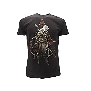 Offizielles Assassin's Creed Origins T-Shirt 2017 Character Stance