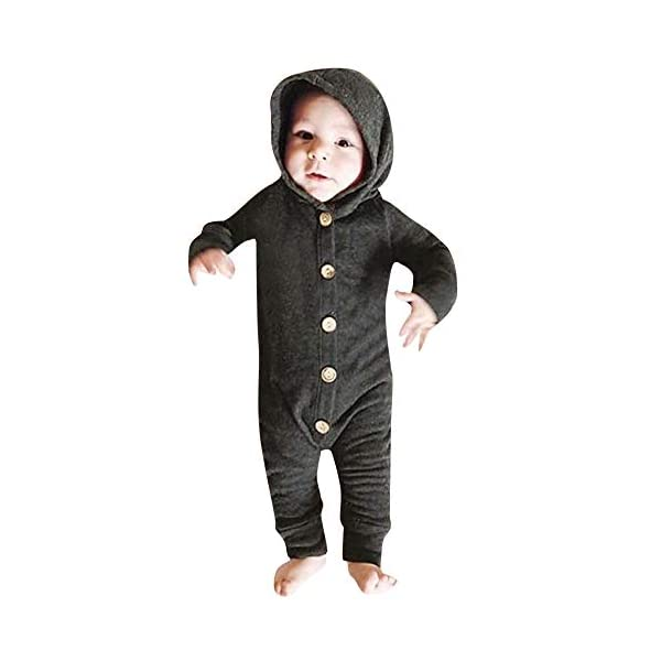 Baby Hooded Romper for 0-24 Months Kids, Xinantime Infant Girls Boys Hooded Jumpsuit Long Sleeve Outfits Clothes (0-3 Months,  Black) Xinantime_ baby clothes 🏡🏡 Gender:Boys,Girls------ 🏡🏡Occasion:Casual,Daily ------ 🏡🏡Sleeve length:Long Sleeve -----🏡🏡 Package include:1PC Jumpsuit -----🏡🏡 A perfect gift for your little Prince or Princess. =^_^= 🍒 🍒 Romper newborn baby boy outfits 0-3 months 12-18 months kids water shoes kids led shoes kids light up shoes kids shoes ladies shoes laces shoes led light kids shoes light shoes led shoes men casual running shoes men shoes organiser shoes organizer shoes protector shoes platform shoes polish shoes rack cabinet Leather Baby Shoes Booties baby booties Pram Shoes for newborn Soft sole shoes baby shoes girls baby shoes 12 - 18 months baby shoes 6 12 months baby shoes boys Canvas shoes sneaker 🍒 🍒 new born baby girl warm winter hoodie baby coats girls baby rompers girls sleepsuits fleece 12-18 months boys fleece sleepsuits 12-18 months new born boy outfits 6-9 months boys hoodies boy baby outfits baby girl christmas romper long sleeve romper christmas clothes Unisex Baby 1 Piece Long Sleeve Sleepwear Zipper Romper Play Suit Girls Pyjamas Set Animal Printed Short Cotton for Kids 2 to 7 Years Girls Clothing Sets Toddler Infant Baby Fashion Lovely Floral Prints Long Tops Pants Headband 1