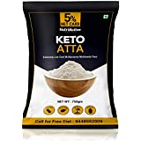 NutroActive Keto Atta ( Net Carb 5% ) Extremely Low Carb Flour - 750 gm