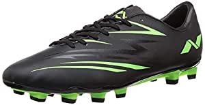 NIVIA - - Step Out & Play 4998BK Other Blaze Football Stud3 UK(Black) Sole Material - TPU