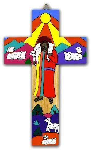 Croce in Legno per la prima comunione