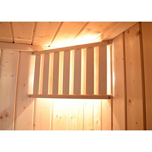 Spezial-Sauna-Leuchten-Set