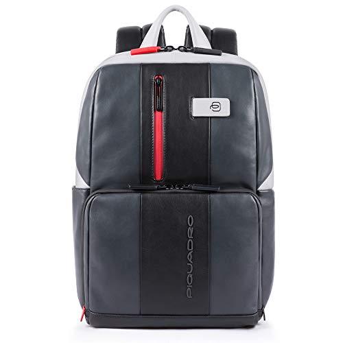 bccc6ad909 Piquadro Urban Sac à Dos Business Cuir 39 cm Compartiment Laptop