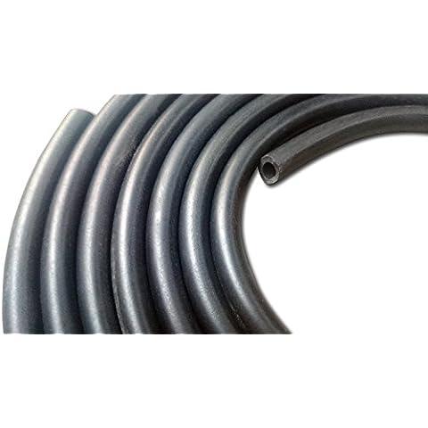 2 M Tubo flessibile in gomma nitrilica, per test di pressione del gas di 3% 2F16 5 mm-ID %2F16 OD 8 mm - Fuel Tubo Di Alimentazione
