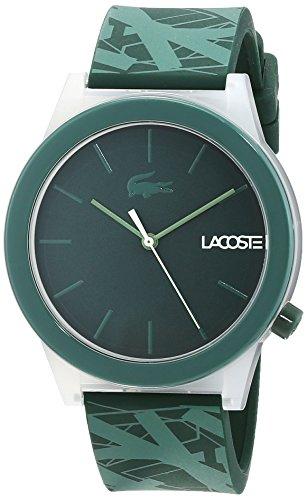 a9f633c54b1d Complementos Lacoste Reloj Análogo clásico para Hombre de Cuarzo con Correa  en Silicona 2010932. ¡Oferta! 🔍. Envío Gratis Envío Gratis