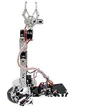 GOWE AS-6DOF Brazo robótico en aluminio