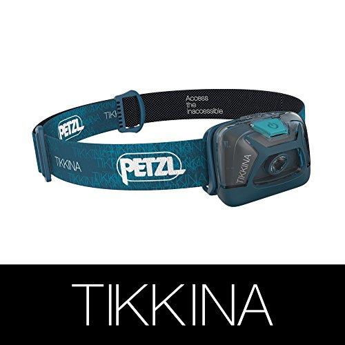 Petzl -Literna Tikkina Azul