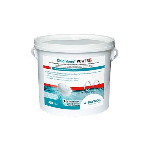 Preisvergleich Produktbild Bayrol Chlorilong Power 5 mit Chlorodor Control Kapsel 1, 25 kg