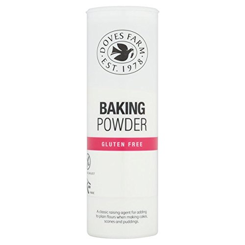 Doves Farm Free From Organic Baking Powder 130g
