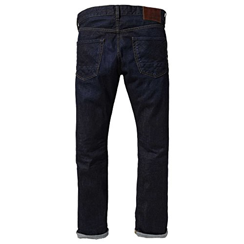 SCOTCH & SODA, Jeans VERNON Regular Fit Indigo Denim