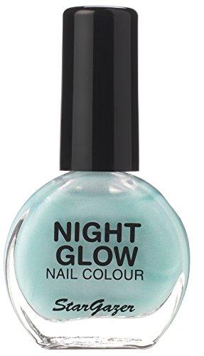 Stargazer Products Glow In The Dark Nagellack Glow Jade, 1er Pack (1 x 10 ml)