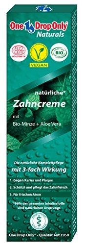 One Drop Only NATURALS natürliche Zahncreme, 6er Pack (6 x 0.075 l)