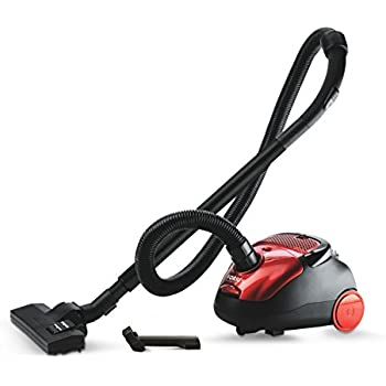 Eureka Forbes Trendy Nano 1000-Watt Vacuum Cleaner (Red/Black)