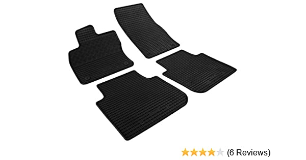 SUV 2019 Passform Fußmatten für SEAT Tarraco 2020 4-teilig