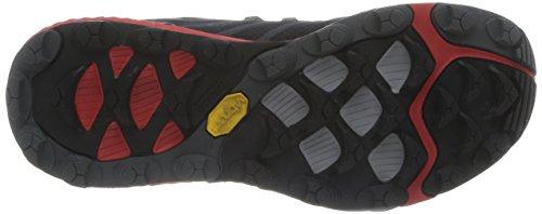 Merrell  ALL OUT PEAK, Chaussures de trail hommes Noir (Black/Molten Lava)