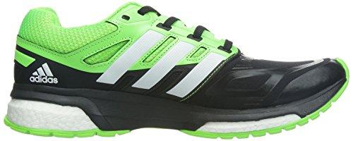 Nero Nella Da Spinta Scarpa Adidas Techfit Corsa Response Pqw1t140