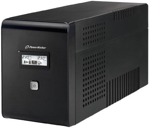 BlueWalker PowerWalker VI 1500 LCD Line Interactive USV schwarz