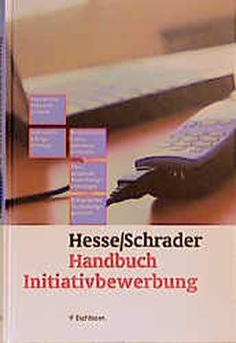 Handbuch Initiativbewerbung