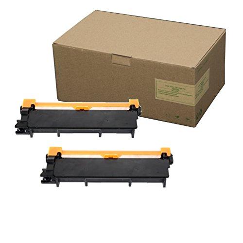 Preisvergleich Produktbild 2 x TN-2320 Toner für Brother HL-L2340DW, HL-L2365DW,HL-L2360DN, DCP-L2520DW,DCP-L2560DW, MFC-L2720DW2.600 Seiten Schwarz