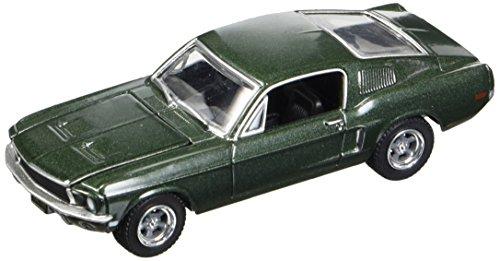 GreenLight 1?: 64Steve McQueen Bullitt 1968Ford Mustang GT 44721