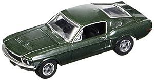Greenlight 1: 64Steve Mcqueen Bullitt 1968Ford Mustang GT 44721