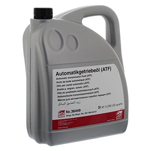 Automatikgetriebeöl ATF (rot) 5 Liter ()