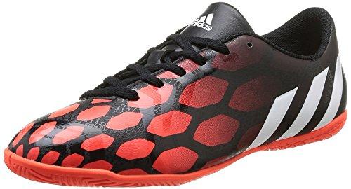 adidas Predito Instinct In, Chaussures de football homme Noir (Noiess/Blaess/Rousol)