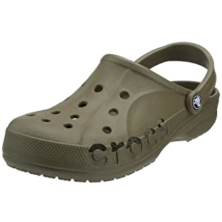 crocs Baya - Zuecos de material sintético unisex, color verde (armeegrün), talla 37-38 (B001V7V7YY) | Amazon price tracker / tracking, Amazon price history charts, Amazon price watches, Amazon price drop alerts