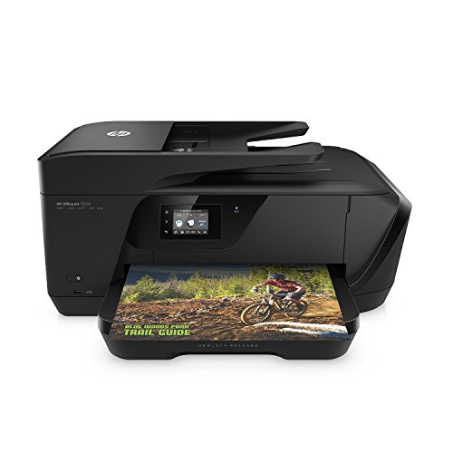 Cheapest HP Officejet 7510 All-in-One Colour Inkjet Printer + Extra Full Set Of Original 933XL HP Inks (Black 1000, C,M,Y 825 Pages) on Amazon