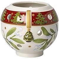 Villeroy /& Boch  Winter Bakery Decoration Teelichthalter grün Kerzenständer Neu