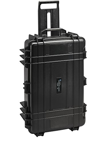 B&W International 1.7226/B/RPD Valise étanche pour Appareil Photo Anti-choc Type 70 Noir