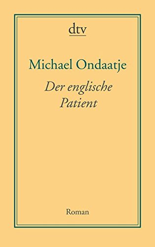 Der englische Patient: Roman