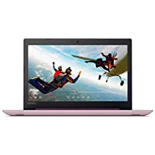 2018 Lenovo Ideapad 320 15.6 Inch HD High Performance Flagship Laptop (Intel Celeron N3350 Dual-Core, 4GB RAM, 128GB SSD, Bluetooth 4.1, WiFi, DVD RW, HDMI, USB 3.0, Webcam, Windows 10) (Purple)