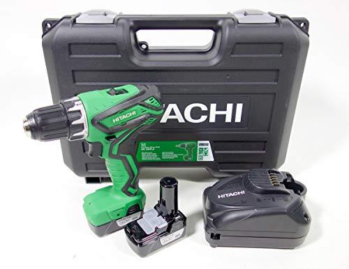 ds10dfl Hitachi DS10DFL2 Akku-Bohrschrauber 10,8V 2x1,5Ah im Koffer