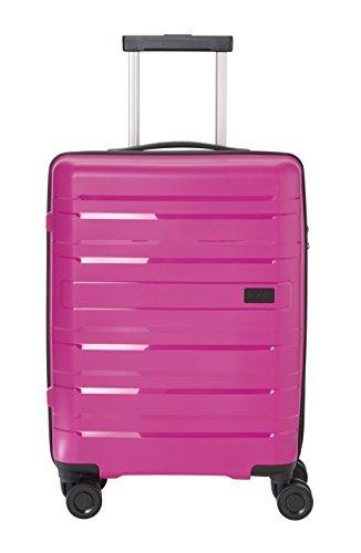 Travelite Kosmos 4 Rollen Hartschalenkoffer, 55 cm, 36 L, Pink