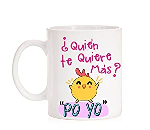 MardeTé Taza ¿Quién te Quiere