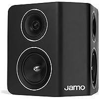 "Jamo Concert C 10 SUR - 2 altavoces para rangos graves de composición cónica híbrida de 6"""