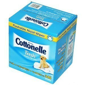 kleenex-cottonelle-fresh-flushable-moist-wipes-346-ct-by-kimberly-clark-english-manual