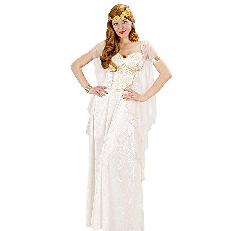 (WIDMANN 75462 Erwachsenenkostüm Griechische Göttin, 38)