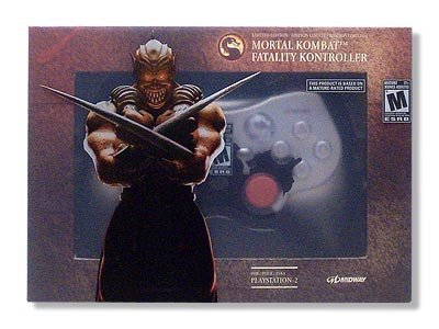 ty Kontroller--Baraka for PS2 by Mortal Kombat Controller ()