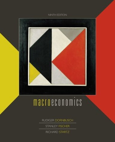 Macroeconomics by Rudiger Dornbusch (2003-09-30)