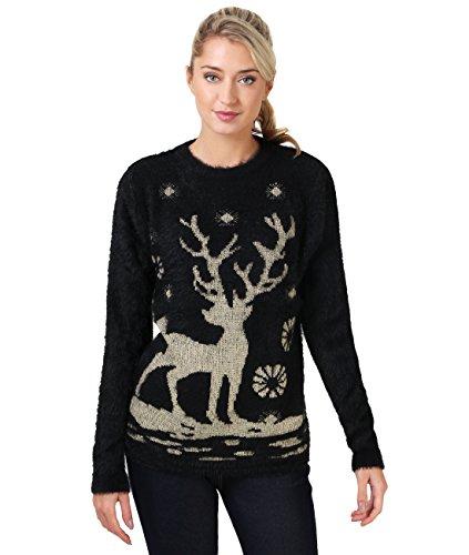 reindeer-eyelash-christmas-jumper-s-mblack