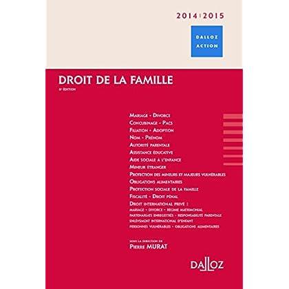 Droit de la famille 2014/2015 - 6e éd.