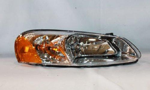 carpartsdepot-fit-2002-2003-chrysler-sebring-27l-front-facial-head-light-passenger-ch2503143-by-carp