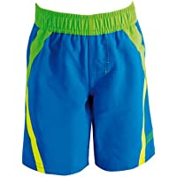 Zoggs Boy's New Wave Panel Swimming Shorts