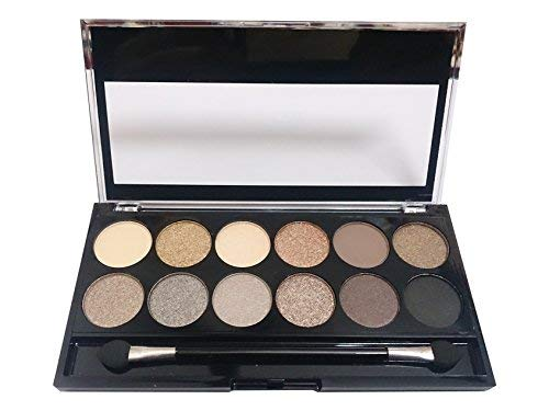 Sivanna Make Up Academy Professional Eyeshadow (3)